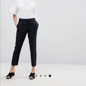 ASOS Ankle Pants Black US4(Petite)